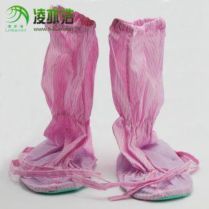 Linkworld/凌亦浩防静电软底鞋(绿PVC)