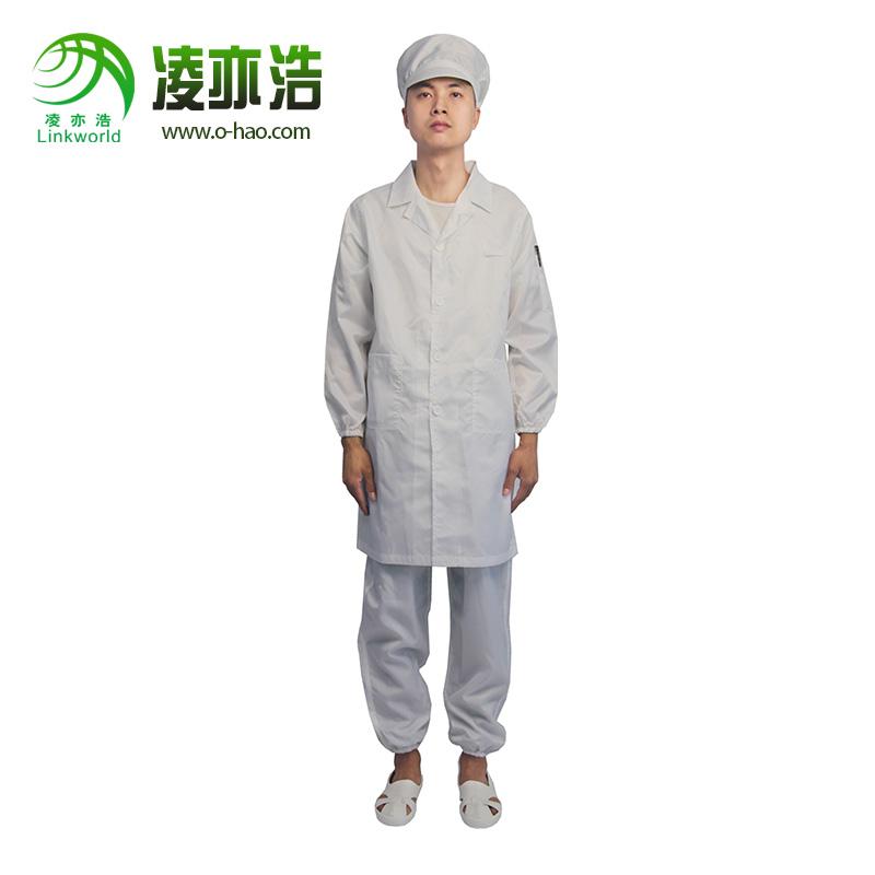 白色0.5条纹扣子大褂衣-03.jpg